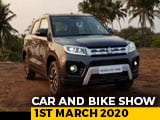 Video : Vitara Brezza Facelift, Honda Activa 6G Review, Audi A8 L Review