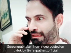 इरफान पठान ने फोन पर बोला- 'I Love You'लड़की ने गुस्से में सुना डाली ऐसी बातें... देखें TikTok Video