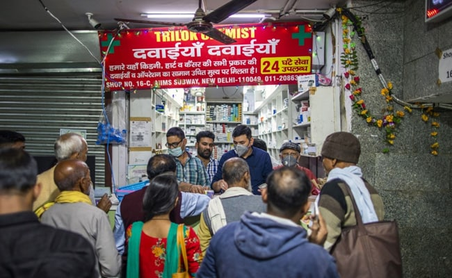 India May Be Next Coronavirus Hotspot With 'Avalanche' Of Cases: Experts