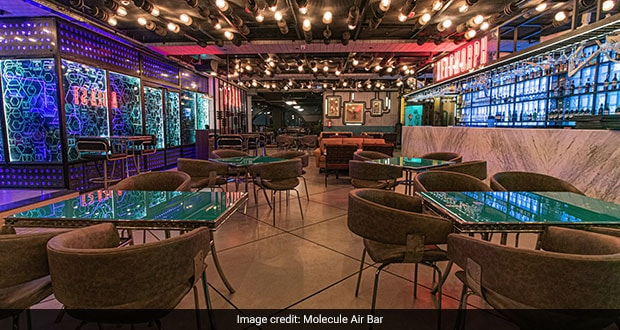 Molecule Air Bar Is A Mix Of Quirky Ambience And Innovative Food