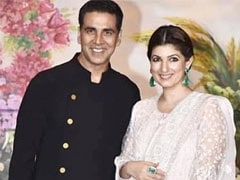 "Twinkle Khanna On Husband Akshay Kumar Contributing Rs 25 Crore To COVID-19 Relief Fund: ""The Man Makes Me Proud"""