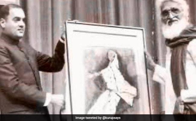 Row Over MF Husain Painting Priyanka Gandhi Sold To Yes Bank's Rana Kapoor