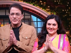 33 Years Of <i>Ramayan</i>: Arun Govil, Deepika Chikhalia And Sunil Lahri Reunite On <I>The Kapil Sharma Show</I>