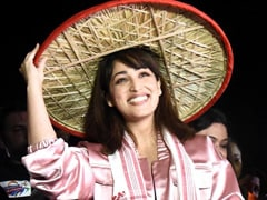 "Yami Gautam, Accused Of Disrespecting Assamese Culture After Viral Video, Tweets: ""My Reaction Was Self-Defence"""