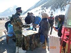 कोरोनावायरस के खिलाफ सेना ने संभाला जम्मू-कश्मीर और लद्दाख में मोर्चा, जारी किए हेल्पलाइन नंबर