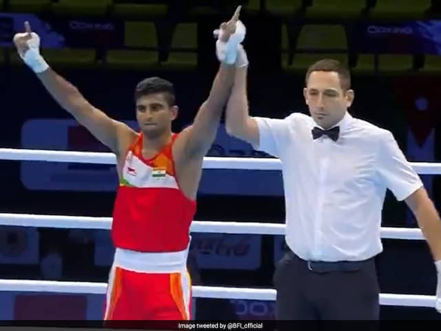 Asian Olympic Qualifiers: Manish Kaushik Wins Intense Box-Off To Book Tokyo 2020 Berth