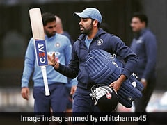 """Onus On Us"": Rohit Sharma Donates Rs 80 Lakh To Coronavirus Relief Funds"