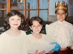 Parineeti Chopra Shares Throwback Pic From Her School Play. Seen Yet?