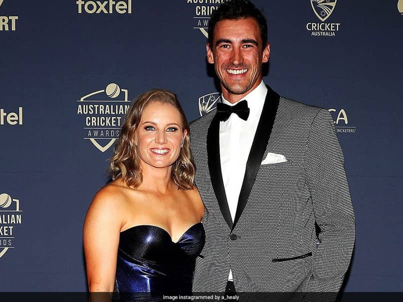 Womens T20 World Cup: Mitchell Starc Ends South Africa Tour Early To Watch Wife Play In Final