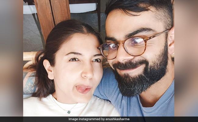Anushka Sharma And Virat Kohli's Goofy Selfie Is The Best Thing On The Internet Today thumbnail
