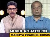 Video : Coronavirus Can't Mean Suspension Of Democracy: Mukul Rohatgi On Madhya Pradesh