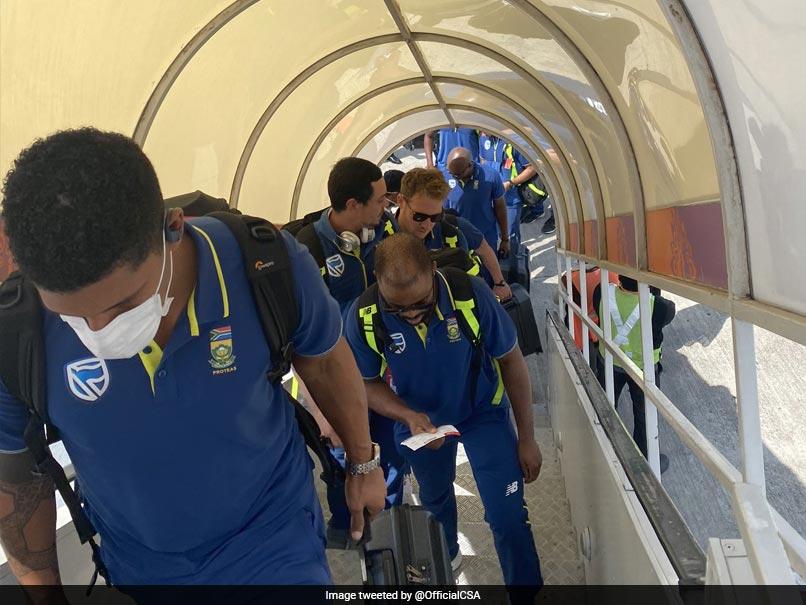 Coronavirus: South Africa Team Leaves For Dubai After Kolkata Stopover