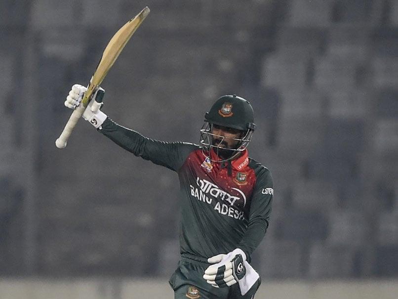 2nd T20I: Liton Das Stars As Bangladesh Beat Zimbabwe To Clinch T20I Series
