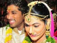 'Time Is Getting Over Fast': Allu Arjun Writes To Wife Sneha On Anniversary