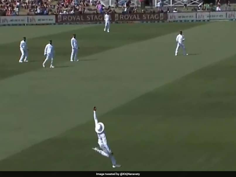 """""""Didnt Even Realise"""": Ravindra Jadeja Speaks About His Mind-Boggling Catch On Day 2"""