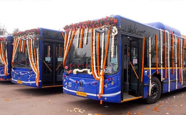 Delhi Transport Corporation Appproves Procurement Of 300 Electric Low-Floor Buses