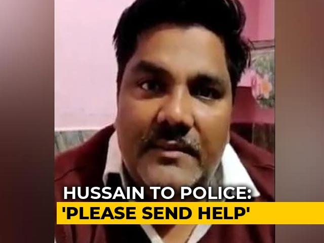 Video : Tahir Husain's 5 Distress Calls To Police