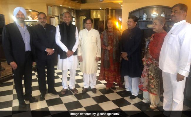 Congress General Secretary Mukul Wasnik Marries At 60