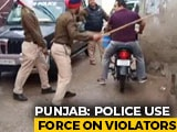 Video : Medical Staff In Punjab Allege Police Action Amid COVID-19, Threaten Strike