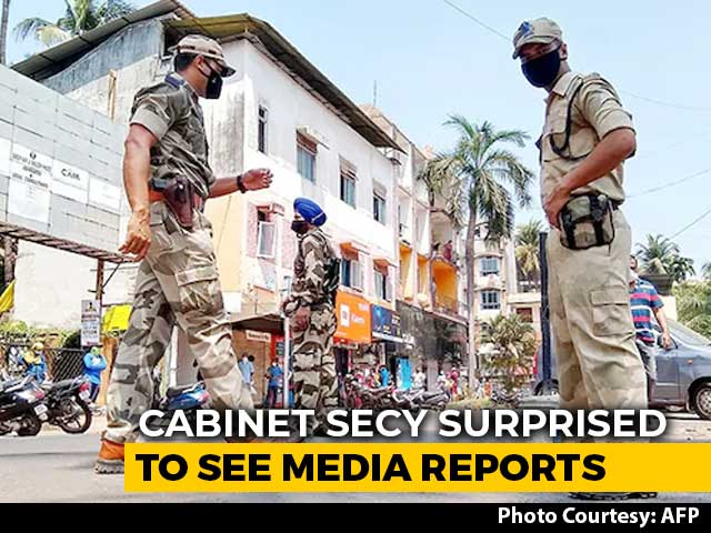 Video : Rumours, Reports That 21-Day Lockdown Will Be Extended Baseless: Centre