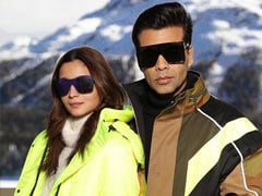"""I Didn't Use Her Talent At All"": Karan Johar On Directing Alia Bhatt"