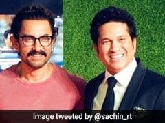Sachin Tendulkar's 'Laal Singh Chaddha' Birthday Wish For Aamir Khan