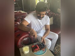Inside Ram Charan's Birthday Celebrations With Wife Upasana. She Baked The Cake
