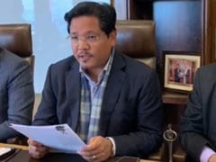 Meghalaya Chief Minister Tests Negative For Coronavirus