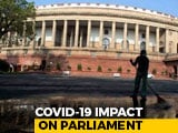 Video : Parliament To Be Adjourned Tomorrow Amid Coronavirus Outbreak: Sources