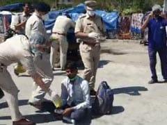 दिल्ली के सभी स्टेशनों पर RPF दिहाड़ी मजदूर व गरीबों को खिलाएगी खाना, देखें Video
