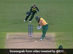 Womens T20 World Cup: साउथ अफ्रीकी महिला बल्लेबाज ने खेला खूबसूरत शॉट, फिर आईसीसी ने किया ऐसा ...