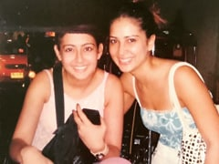 "Kim Sharma's Throwback To ""Carefree"" Days When ""Corona"" Meant Something Else"