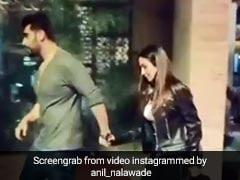 मलाइका अरोड़ा का अर्जुन कपूर संग रोमांटिक Video हुआ वायरल, दोनों हाथों में हाथ डाले आए नजर...