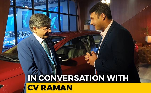 Video : In Conversation with CV Raman, Executive Director (Engg), Maruti Suzuki India