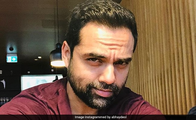 Abhay Deol's ROFL Birthday Post For Himself: 'Got My Butt Slapped For The Very First Time'