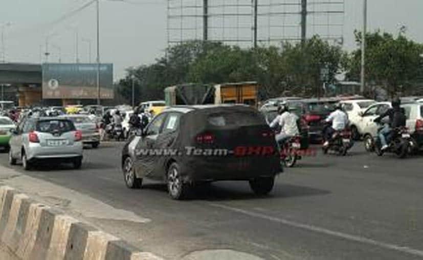 Kia's Sub-Compact SUV Caught Testing In India