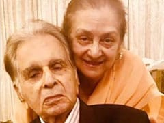 """<I>Sab Kuch Theek Hai</I>:"" Saira Banu Shares An Update On Dilip Kumar's Health"