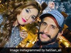पाकिस्तानी क्रिकेटर हसन अली ने लिखी इतनी 'खतरनाक' अंग्रेजी, शादाब खान बोले- 'अच्छा लिखा है भाभी...'