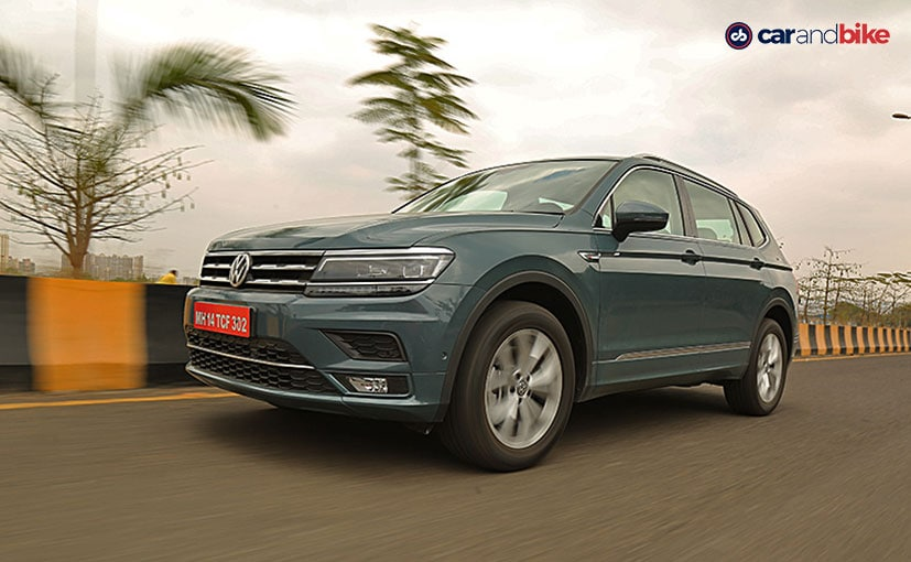 Customers wanting to purchase the Tiguan AllSpace have flexiblle EMI options via VW Secure