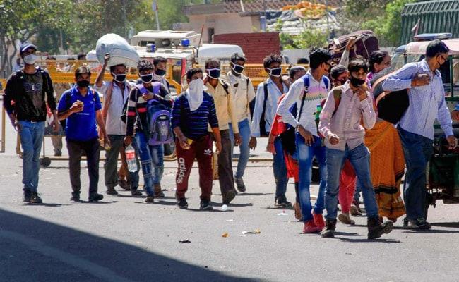 दिल्ली  से 200 किलोमीटर पैदल निकले युवक की एमपी पहुंचने से पहले मौत