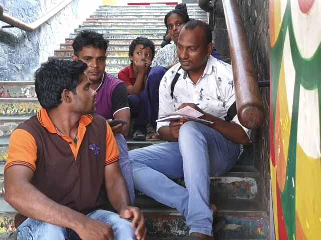 Video : Migrant Workers Leave Kerala Amid Coronavirus Scare