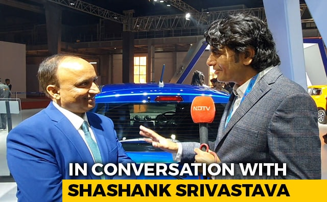 Video : In Conversation With Shashank Srivastava, Executive Director, Marketing And Sales, Maruti Suzuki India
