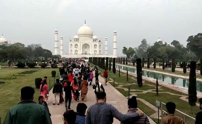 'Close Monuments, Including Taj Mahal': Agra Mayor On Coronavirus Threat