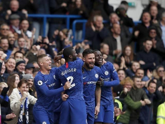 Chelsea vs Everton: Chelsea Crush Everton To Cement Top Four Place In Premier League