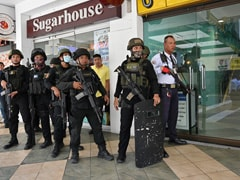 Gunman Takes 30 People Hostage At Philippines' Mall