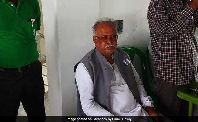 3-Time Trinamool Congress MLA Jayanta Naskar Dies