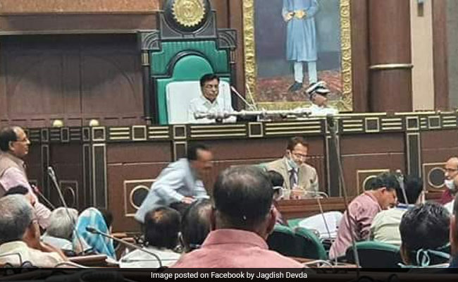 Former Minister Jagdish Devda Appointed Protem Speaker Of Madhya Pradesh Assembly