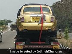 इस शख्स ने 9.5 करोड़ की रॉल्स रॉयस को बनाया टैक्सी, सवारी के लिए देने होंगे इतने रुपये, देखें Viral Photo