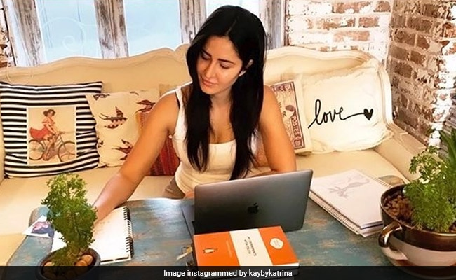 Katrina Kaif's Sunday Binge Featured Oodles Of Chocolate, And We Cannot Handle It!