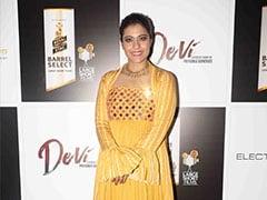 """Film Sets Are Safer Today For Women,"" Says <i>Devi</I> Actress Kajol"